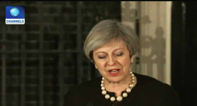 Prime Minister May Triggers 'Historic' Brexit