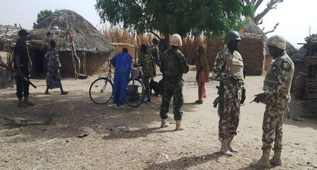 Troops Destroy Boko Haram Training Camps, Recover Weapons
