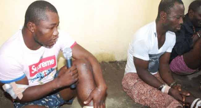 Police Kill Notorious Kidnap Kingpin, Robbery Suspect, Vampire
