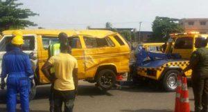 Two Die In Lagos Auto Crash