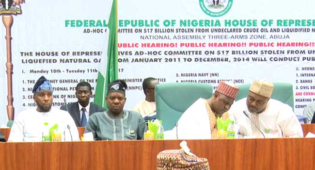 Agencies Shun House Probe Of Undeclared Crude Oil Exports