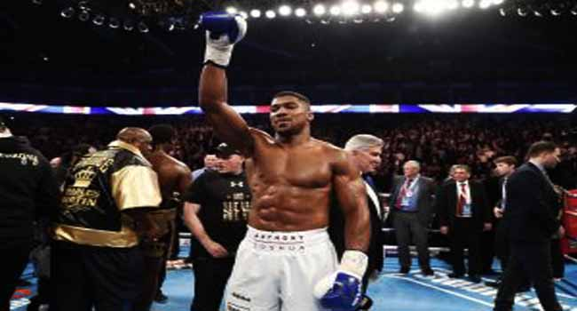 Anthony Joshua Open To Fight With MMA Opponent