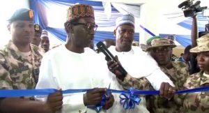 Air Force Establishes Cancer Center In Maiduguri