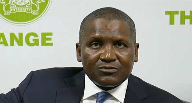Dangote: Refinery Is Good, But Agro-allied Is Game-Changer