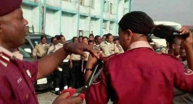 FRSC Recalls Rivers Commander For Cutting Female Officers' Hair