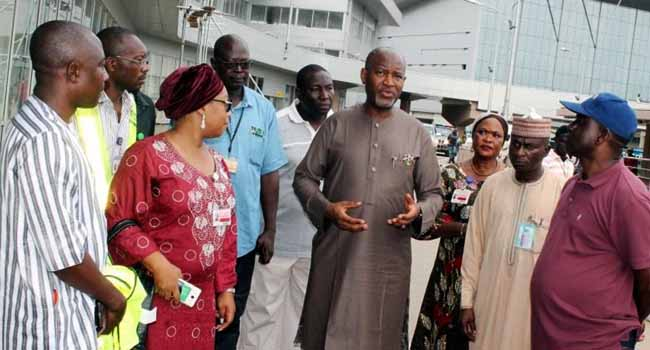 Aviation Minister Names Airport Concession As Next Big Thing