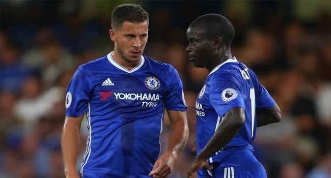 PFA Awards: Hazard, Kante Among Nominees