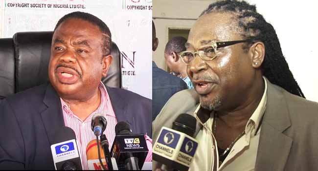 Intellectual Property: COSON, MCSN Fight Over Copyright Management
