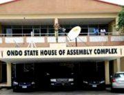 Ondo Assembly Passes N14bn OSOPADEC Budget