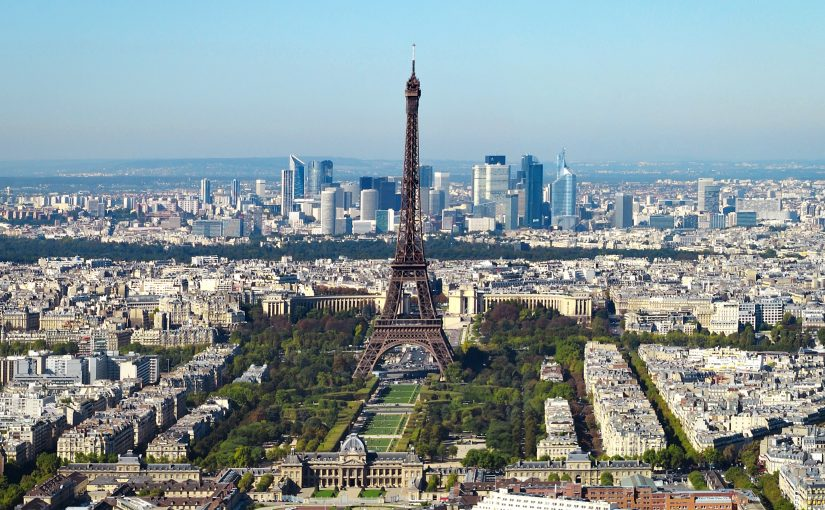 Paris To Host 2020 European Championships