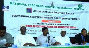 Education Development: FG Flags Off 'Train The Trainer' Training