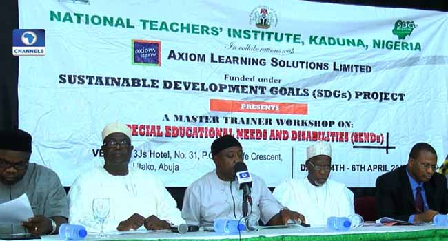 Education Development: FG Flags Off 'Train The Trainer' Initiative