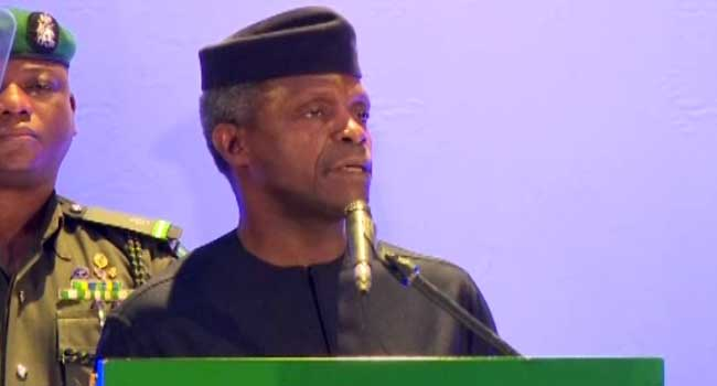Osinbajo Seeks Continental Response To Maritime Challenges