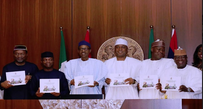 Buhari Launches ERGP