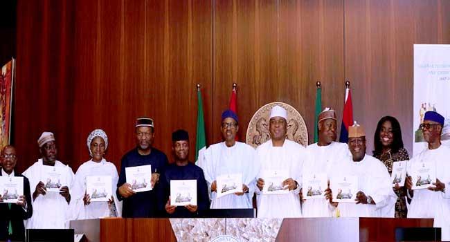 Buhari Launches ERGP 2017-2020