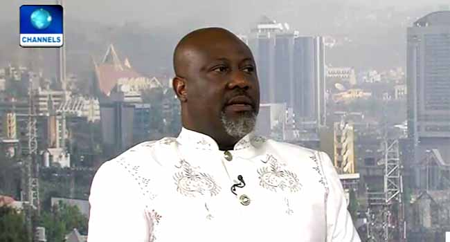 BREAKING: Dino Melaye Recall Attempt Fails As INEC Verifies Only 5.34% Of Signatories