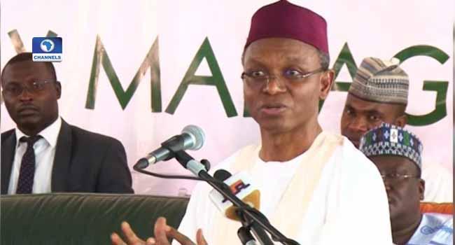 El-Rufai Declares Monthly Salary, Challenges NASS