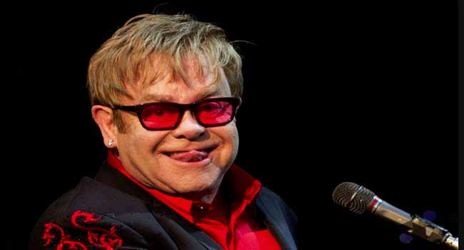 Elton John Recovering After Two Days In Intensive Care