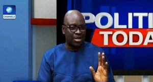 I Do Not Recognise Sheriff As PDP's National Chairman - Ayo Fayose