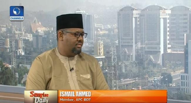 APC Member Describes Executive-Legislature Rift As A Fundamental Issue