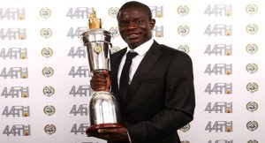 PFA Award A Great Honour, Says Chelsea's Kante
