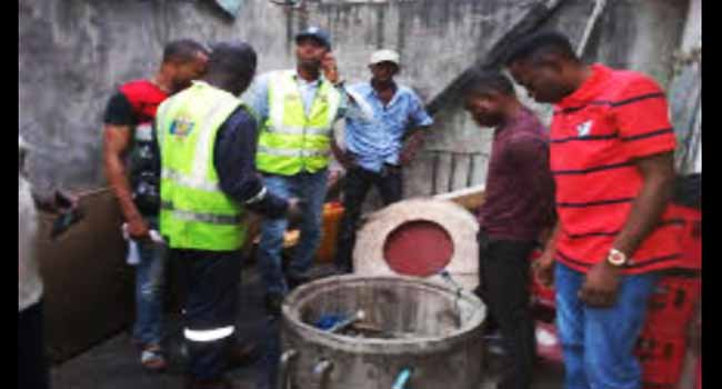 Man, 45 Rescued From Well In Lagos