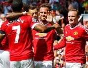 Manchester United Defeat Burnley In Premier League Clash