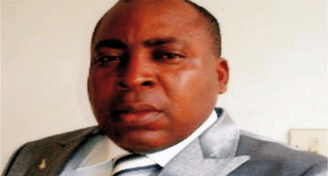 Federal Law Maker Charged With Certificate Forgery
