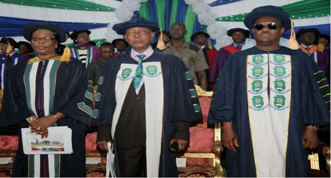 Wike Declares Commitment To The Funding Of Rivers State University
