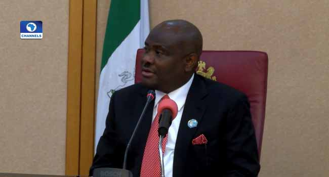 Wike Challenges Judiciary On Sustainable Democracy