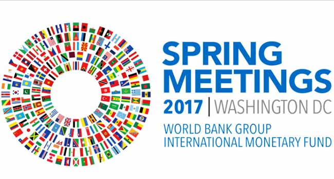 World Bank Spring Meetings: Channels TV Attending