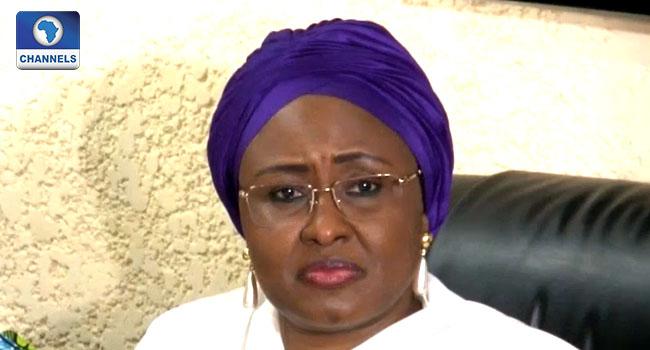 Aisha Buhari Criticises FG's Social Investment Programme