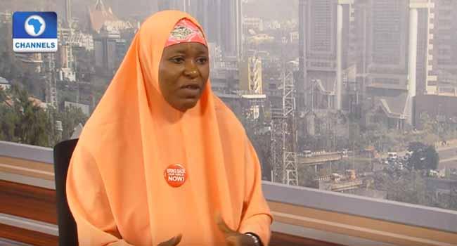Chibok Girls' Return Gave Me A Huge Sense Of Satisfaction – Aisha Yesufu