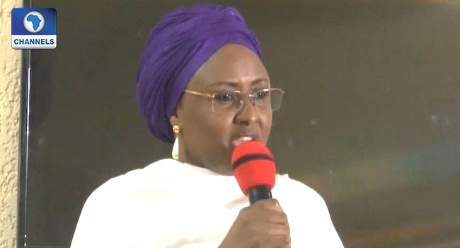 Aisha Buhari Says Private Sector Must Play More Active Roles In Enhancing Africa's Development