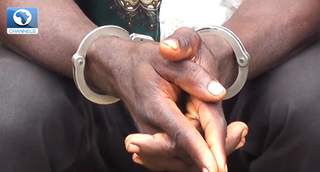 Zimbabwean Pastor Arrested During Church Service