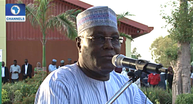 Creation Of Jobs Panacea To Illegal Migration – Atiku