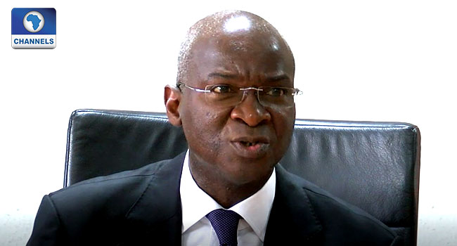 No Names Of Alleged Corrupt Contractors From Our Record, Fashola Tells SERAP