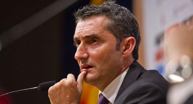 Valverde Feels Barcelona Support Despite Champions League Exit
