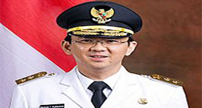 Outgoing Jakarta Governor Jailed For Blasphemy