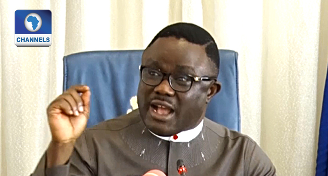Easter: Ayade Calls For Peace, Prayers For Leaders