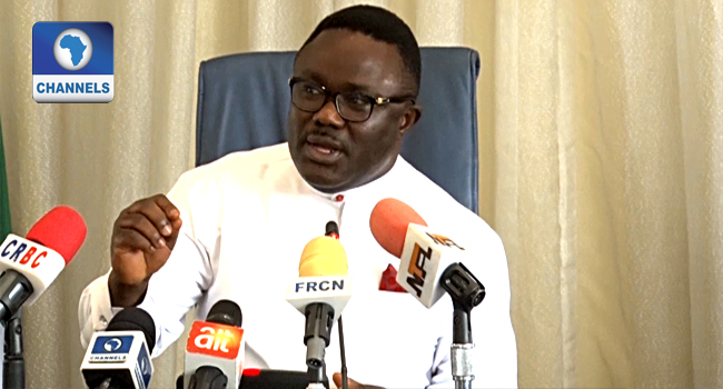 Ayade Presents N1.3trn Budget, Biggest In Nigeria's History