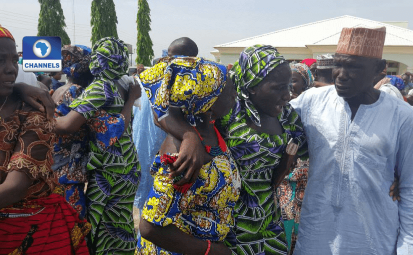 Freed Chibok Girls Will Be Enrolled In New Schools – Alhassan