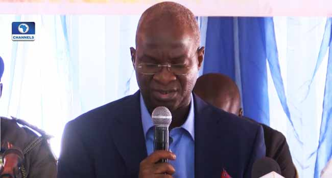 Fashola Accuses Discos Of Frustrating Govt's Power Plan