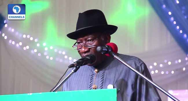 PDP Crisis: Jonathan Celebrates Party, Says No Losers Or Winners
