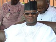 A file photo of Governor Yahaya Bello of Kogi State.