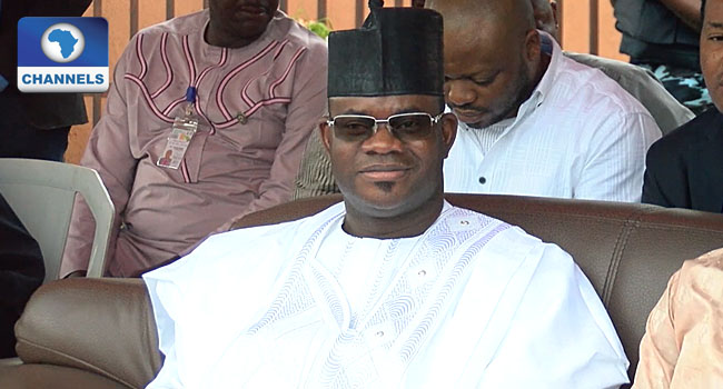 Yahaya Bello Wins Kogi APC Governorship Primary