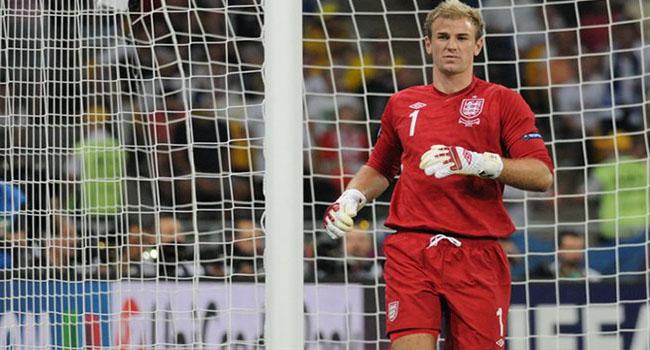 Manchester City Goalkeeper Hart Signs For Burnley