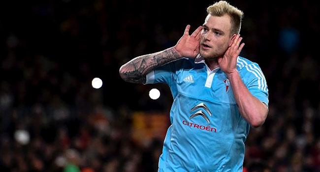 Guidetti: Celta Vigo Will Paint United Sky Blue