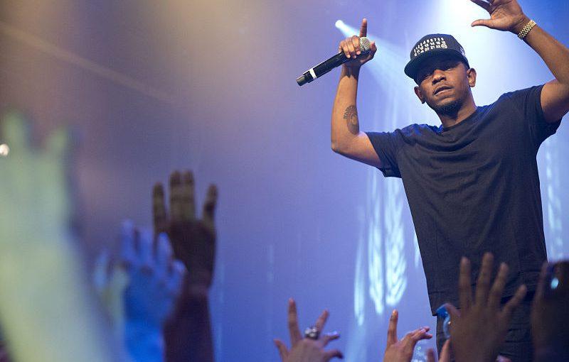Kendrick Lamar Rules Billboard Album Sales Chart