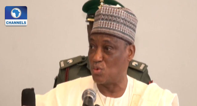 Insurgency War: Defence Minister Calls For More Synergy Between Media, Military